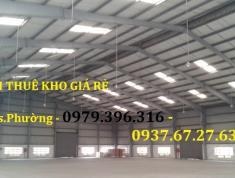 Cho thuê kho 100 m2, 300 m2, 500 m2 gần cảng Cát Lái, Quận 2, chính chủ cho thuê - LH: 0979.396.316