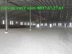 Cho thuê kho xưởng QUẬN 2, kho nằm trong KCN CÁT LÁI, mặt tiền đường Nguyễn Thị Định - LH: 0937.6727.63