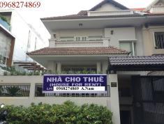Cho thuê villa - biệt thự khu trung tâm Phường An Phú, Quận 2