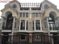 Cho thuê biệt thự - villa khu dân cư Văn Minh Phường An Phú Quận 2