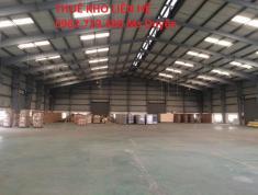 Cho thuê kho xưởng QUẬN 2 gần Cảng CÁT LÁI giá tốt