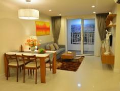 Cho thuê 2 phòng ngủ, 64m2, nội thất đầy đủ - 16tr/tháng