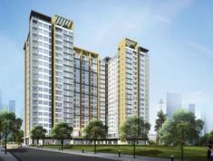 Căn hộ trung tâm quận 2, giá 27 tr/m2 gồm VAT, 1,5 tỷ/căn, liền kề khu đô thị mới Thủ thiêm 300m