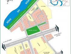 Bán đất biệt thự Thủ Đức House Trần Não Quận 2, Lô M (7,5x20m, Lg 30m) Lh 0918486904