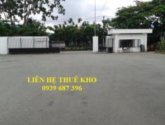 Cho thuê kho trong KCN Cát Lái, quận 2
