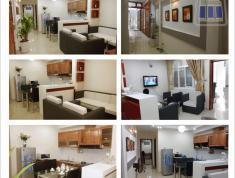 Cho thuê căn hộ dịch vụ đẳng cấp tại Phú Nhuận