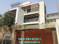 Cho thuê nhà Bình An, giá rẻ 16 tr/tháng, 1 trệt, 3 lầu, 4PN, đủ tiện nghi