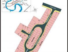 Bán đất biệt thự đường trần não nền số 46 ven sông sài gòn (15m x 17m) 88 triệu/m2