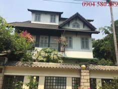Cho thuê biệt thự thiết kế hiện đại phường An Phú, Quận 2, giá 42 triệu/th