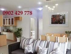 Cho thuê căn hộ An Khang, Quận 2, 103m2, 3Pn, 2wc, nội thất đẹp lầu cao giá 16.5 triệu