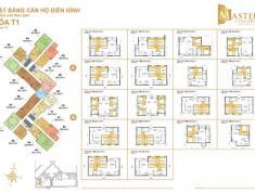 Bán căn hộ quận 2, Masteri Thảo Điền 2 phòng ngủ tháp T1B, 63.47m2, view hồ bơi, sông SG