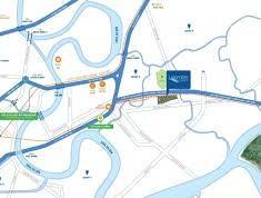 Nhà phố - biệt thự TT Quận 2, cách TT chợ Bến Thành chỉ 10 phút di chuyển, giá 5.8 tỷ/1 trệt 3 lầu