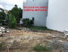 Bán đất biệt thự Nguyễn Quý Cảnh, góc 2MT, 10x20m, 83tr/m2, LH: 0906.997.966 Phi