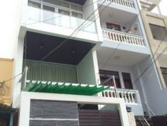 Cho thuê nhà phố quận 2 đường Nguyễn Cừ, trệt 2 lầu, giá 33tr/tháng