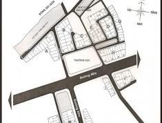 Bán đất biệt thự ven sông đường 41 trần não lô h7 (7.5m x 20m) 75 triệu/m2
