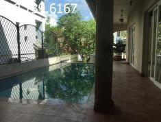 Cho thuê villa mặt tiền Nguyễn Duy Hiệu, Phường Thảo Điền, 5 phòng ngủ, 111.33 triệu/tháng
