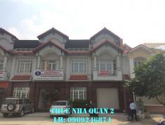 Cho thuê nhà phố Vũ Tông Phan, Quận 2, giá cho thuê: 26tr/tháng