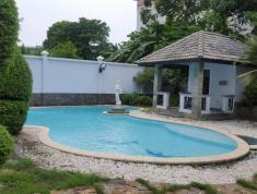 Cho thuê biệt thự Thảo Điền kiểu Pháp khu compound