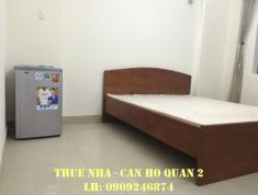 Cho thuê phòng ở cao cấp gần cầu Sài Gòn sau Metro Q2, ĐĐNT, giá 4,5~6 tr/tháng