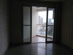 Cho thuê căn hộ An Khang, lầu 18, 106m2, 3PN, không nội thất. Giá: 14 triệu/tháng