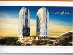 Cho thuê gấp căn hộ Thảo Điền Pearl, Quận 2, 131m2, 3PN, nhà đẹp, giá: 24.49 triệu/tháng
