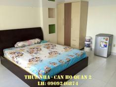 Cho thuê phòng ở cao cấp gần cầu Sài Gòn sau Metro, Q2, ĐĐNT, giá 4tr/tháng