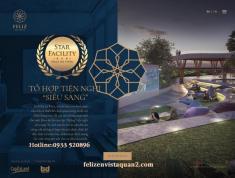 Mở bán dự án Feliz En Vista ngay trung tâm Quận 2, LH 0933.520.896