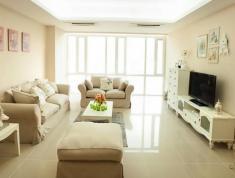 Cho thuê chung cư cao cấp Imperia 115m2, 3PN, 2 vệ sinh, nội thất đầy đủ. Giá: 27 triệu/tháng