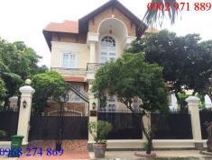 Cho thuê biệt thự đường Lương Định Của, Bình An, giá rẻ 60 triệu/tháng