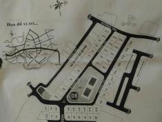 Bán đất dự án biệt thự ven sông Sài Gòn 5, đường Trần Não nền DT 15 (18m x 20m), 96 triệu/m2