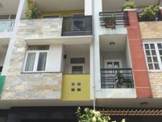 Cho thuê nhà đường 33, Bình An, 53 triệu/tháng, trệt 3 lầu, nhà mới xây 6 phòng ngủ, 4WC