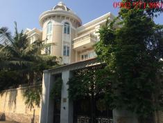 Cho thuê biệt thự Nguyễn Bá Lân, Thảo Điền 95 tr/th sân vườn, hồ bơi, T-2L, ĐĐNT, không KD ăn uống