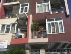 Cho thuê villa đường 33, An Phú, DT 8x20m, 40 triệu/tháng, hầm, trệt, 2 lầu, 4 phòng