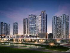 Cần bán gấp căn hộ Masteri, căn góc, 3PN, DT 92m2, giá tốt 3,2 tỷ. View 2 hướng về Q1 và view sông