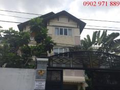 Cho thuê villa đường Lương Định Của, phường An Phú, gía rẻ 55 triệu /tháng