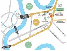 Chính chủ bán căn hộ Lexington 1 phòng ngủ, view sông, quận 1, giá 1.95 tỷ. LH 0909 89 1900