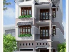 Bán nhà phố khu C KĐT mới An Phú An Khánh, gần công viên 7ha, diện tích ngang 4mx20m