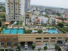Bán gấp căn hộ Tropic 2PN, DT 87m2 - lầu cao - view sông. Liên hệ: 0124.832.8999
