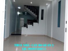 Cho thuê nhà nhỏ đường Đỗ Quang, 70m2, giá 12tr/tháng. LH 0909246874