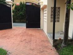 Villa cho thuê tại đường 9, phường Bình An, Quận 2 với giá 17 triệu/tháng