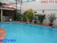 Villa cho thuê tại đường Xuân Thủy, phường Thảo Điền, Quận 2 với giá 44.9 triệu/tháng