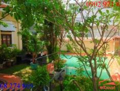 Villa cho thuê tại đường Số 9, phường Bình An, Quận 2 với giá 26.94 triệu/tháng