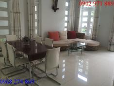 Villa - biệt thự cho thuê tại đường Nguyễn Văn Hưởng, P. Thảo Điền, Q2 với giá 145.93 tr/th