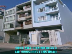 Cho thuê nhà phố Vũ Tông Phan, DT 6x20m, trệt, 2 lầu, 4PN. Giá 30tr/tháng. LH 0909246874 (Ms Hoài)