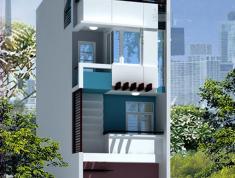 Bán nhà Q2, MT đường 31D, Phường An Phú. DT 4x20m, 1 trệt, 3 lầu, sổ hồng, giá 8,7 tỷ
