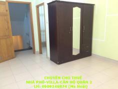Cho thuê nhà phố đường Giang Văn Minh, phường An Phú, Quận 2, 4PN, giá 22 tr/th. LH 0909246874