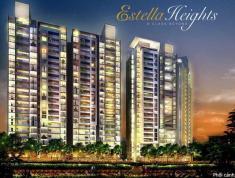 Cần sang nhượng gấp CH Estella Heights, DT 130m2, view nội khu, giá 5,8 tỷ. LH: 0909.038.909