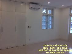 Cho thuê biệt thự Compound Xuân Thủy, trệt, 1 lầu, 4PN, giá 57tr/tháng