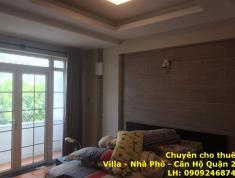Cho thuê nhà làm văn phòng, showroom Vũ Tông Phan Q2, hầm 2 lầu 4PN, giá 40tr/th. LH 0909246874