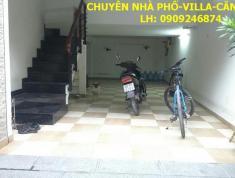 Cho thuê biệt thự Đỗ Quang, Thảo Điền, 1 lầu 4 PN, giá 46 tr/tháng. LH 0909246874